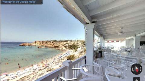 Ibiza Virtual Tours – Cotton Beach Club