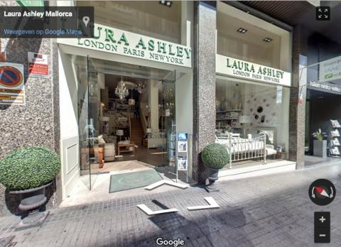 Mallorca virtual tours – Laura Ashley