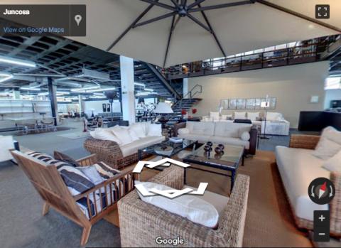 Mallorca Virtual Tours – Junacosa Furniture Store