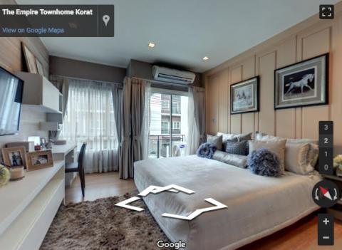 Bangkok Virtual Tours – The Empire Townhome Korat