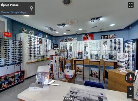 Mallorca Virtual Tours – Optica Planas