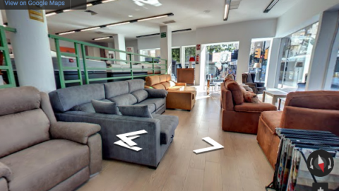 Malaga Virtual Tours – Muebles Siroco