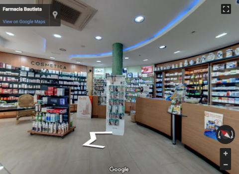 Algeciras Virtual Tours – Pharmacy Bautista