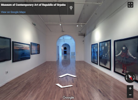 Bosnia Herzegovina virtual tours – Museum of Contemporary Art