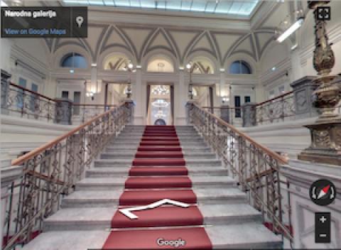 Slovenia Virtual Tours – Narodna Gallery