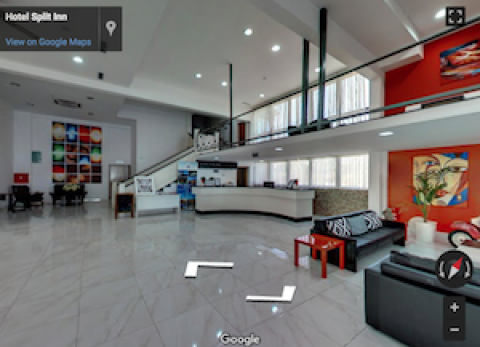 Croatia Virtual Tours – Hotel Split Inn