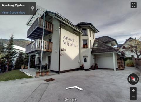 Slovenia Virtual Tours – Apartmaji Violica
