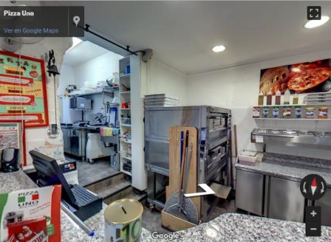 Mijas Virtual Tours – Pizza Uno