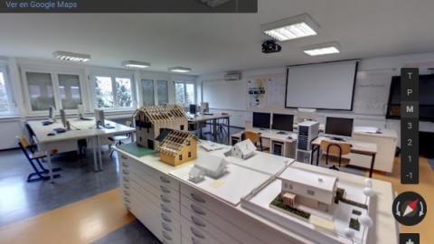 Slovenia Virtual Tours – Srednja gradbena, geodetska in okoljevarstvena šola