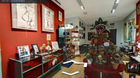 Granada Virtual Tours – Up To Me Galeria