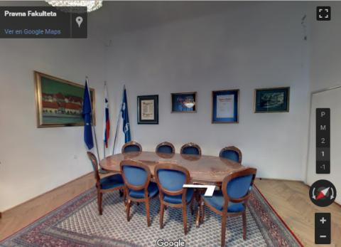 Slovenia Virtual Tours – Pravna fakulteta Maribor