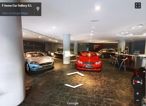 San Pedro Virtual Tours – Fischer Car Gallery