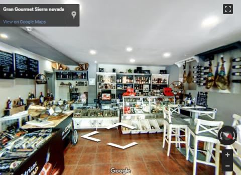 Sierra Nevada Virtual Tours – Gran Gourmet Sierra Nevada