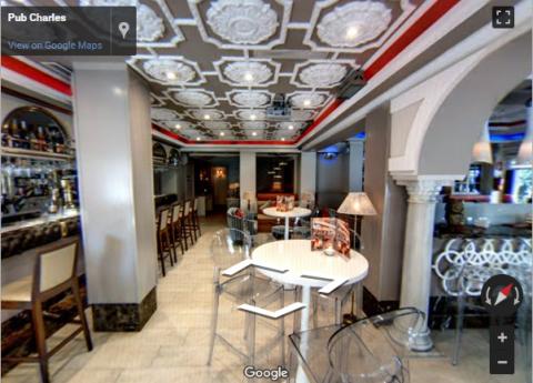 San Pedro Virtual Tours – Pub Charles