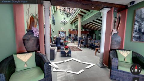 Malaga Virtual Tours – Hotel Boutique Villa San Francisco