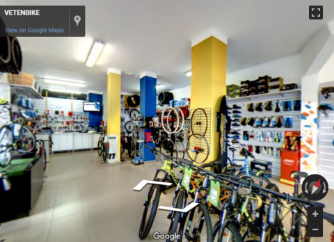 Castelló Virtual Tours – Vetenbike