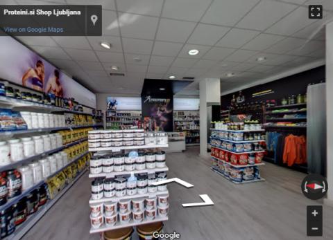 Slovenia Virtual Tours – Proteini shop BTC
