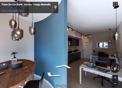 Marbella Virtual Tours – Pulse Design & Build