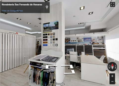 Madrid Virtual Tours – Novainteria