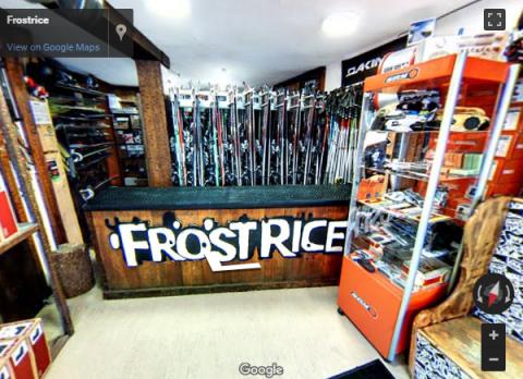 Sierra Nevada Virtual Tours – Frostrice