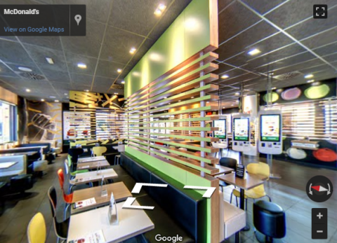 Castelló Virtual Tours – Mc. Donald´s – Vila-Real