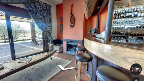 Namibia Virtual Tours – Auas Safari Lodge