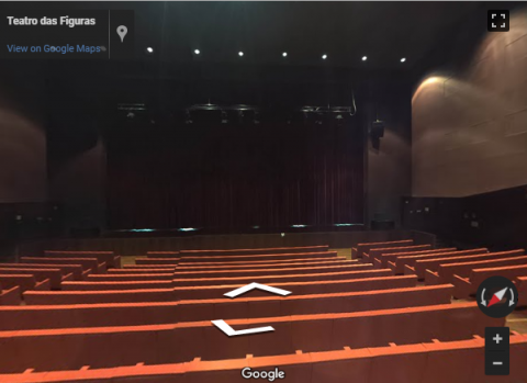 Algarve Virtual Tours – Teatro das Figuras