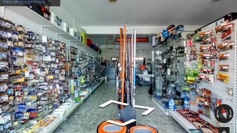 Algarve Virtual Tours – Casa da Pesca (Loulé)