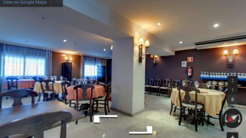 Ronda Virtual Tours – Hotel Sierra Hidalga