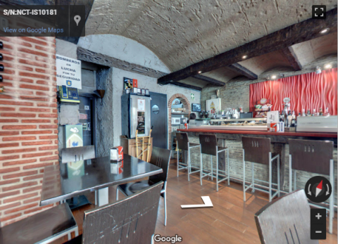 Malaga Virtual Tours – Cafe bar Jose Carlos