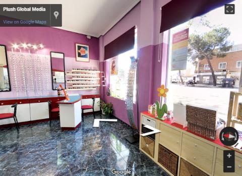 Madrid Virtual Tours
