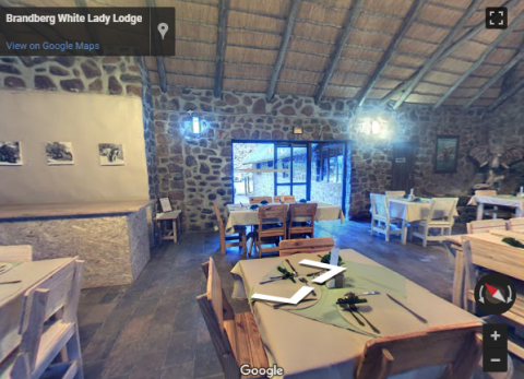 Namibia Virtual Tours – Brandberg White Lady Lodge