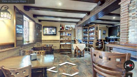 Ronda Virtual Tours –  Restaurante Venta La Higuera