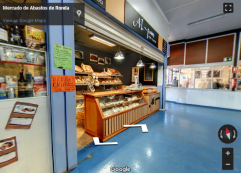 Ronda Virtual Tours – Mercado de Abastos de Ronda