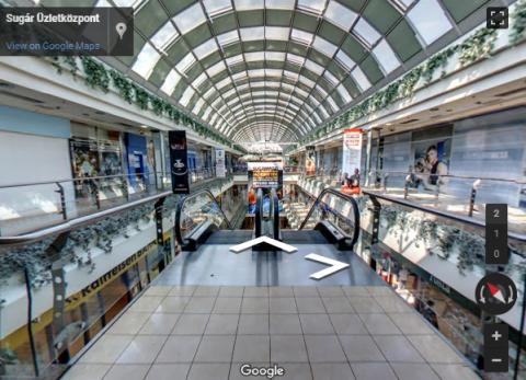 Budapest Virtual Tours – Sugár