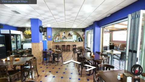 Marbella Virtual Tours – Restaurante pizzeria triana
