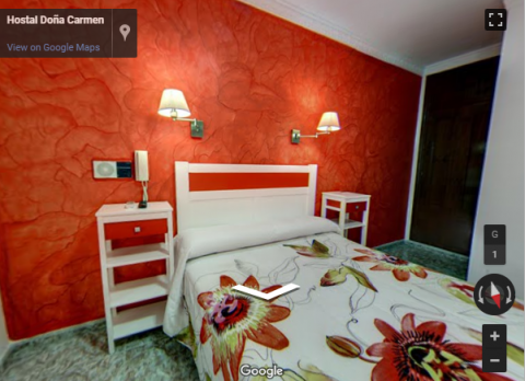 Ronda Virtual Tours – Hotel Doña Carmen
