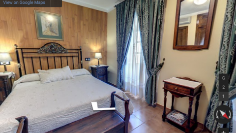 Ronda Virtual Tours – Hotel Plaza de Toros