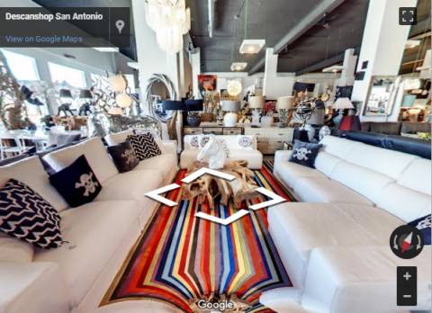 Ibiza Virtual Tours – DESCANSHOP IBIZA