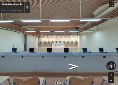 Slovenia Virtual Tours – Strelišče – Šport Ljubljana