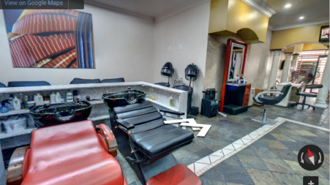 Johannesburg Virtual Tours – Heritage Hair Salon
