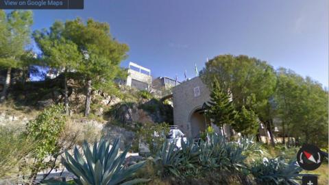 Malaga Virtual Tours – Castillo de Monda