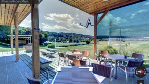 Slovenia Virtual Tours –  Golf center Stanežiče