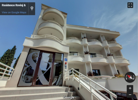 Croatia Virtual Tours – Residence Rovinj&