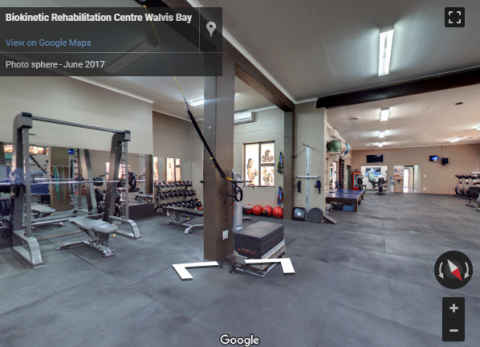 Namibia Virtual Tours – Biokinetic Rehabilitation Centre Walvis Bay