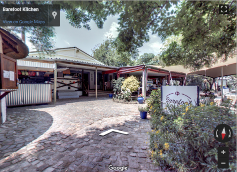 Johannesburg Virtual Tours – Barefoot Kitchen
