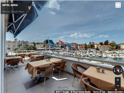 Croatia Virtual Tours – Hotel Adria