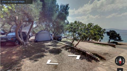 Croatia Virtual Tours – Camp Lupis
