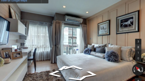 Bangkok Virtual Tours – The Empire Townhome Korat
