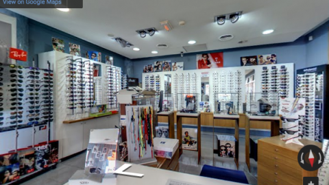 Mallorca Virtual Tours – Optica Planas